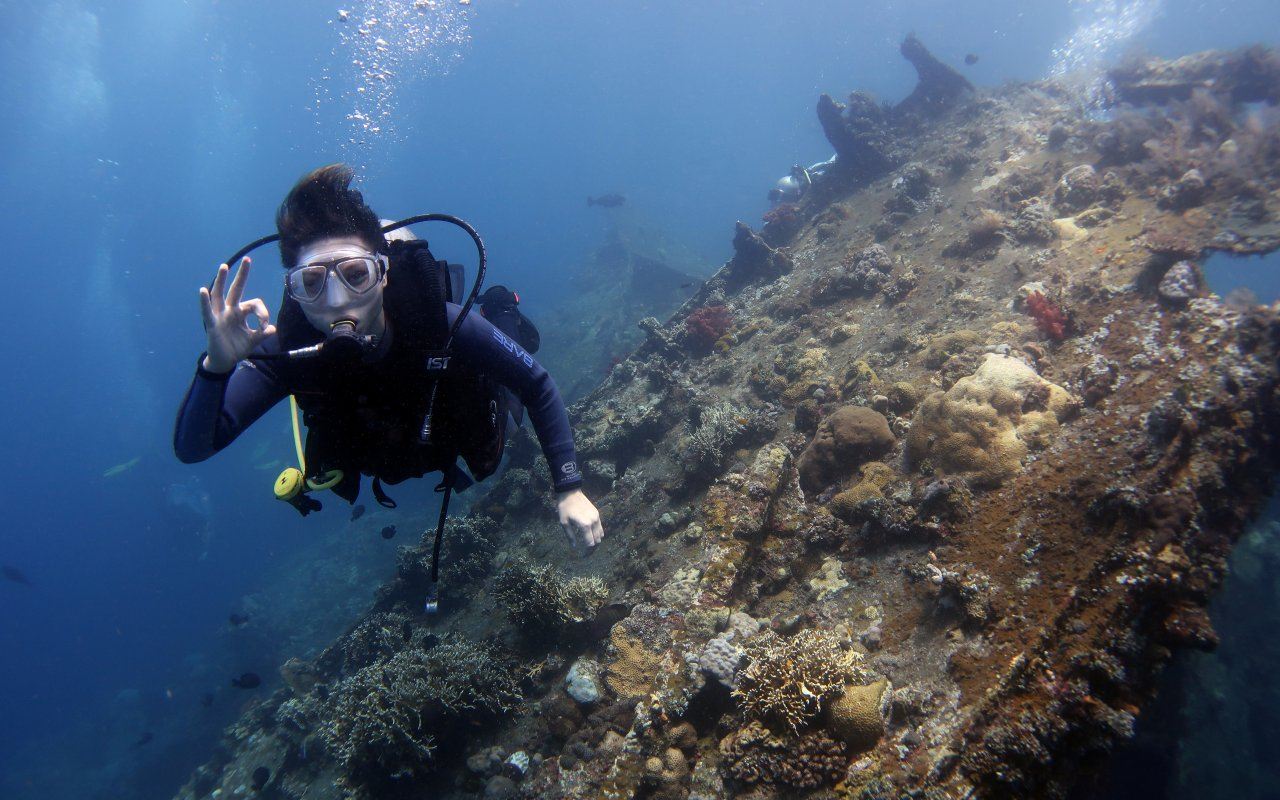 Diving 05.10.2018