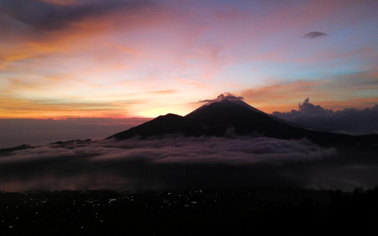 Batur Sunrise 11.11.2018