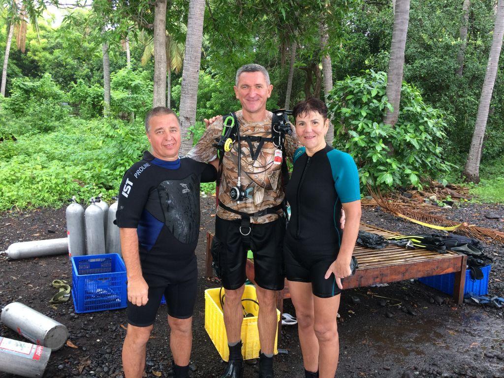 Diving 08.01.2019