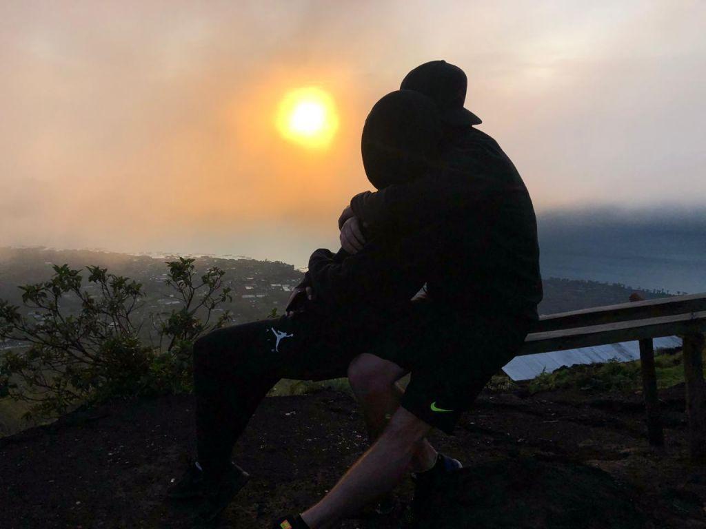 Batur Sunrise 16.01.2019