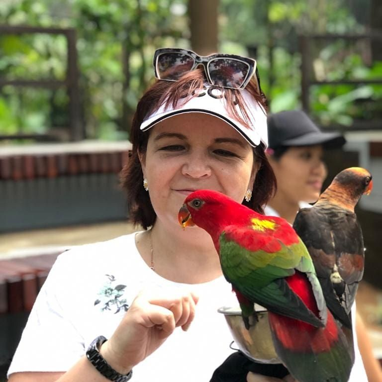 Ubud and bird park 26.01.2019