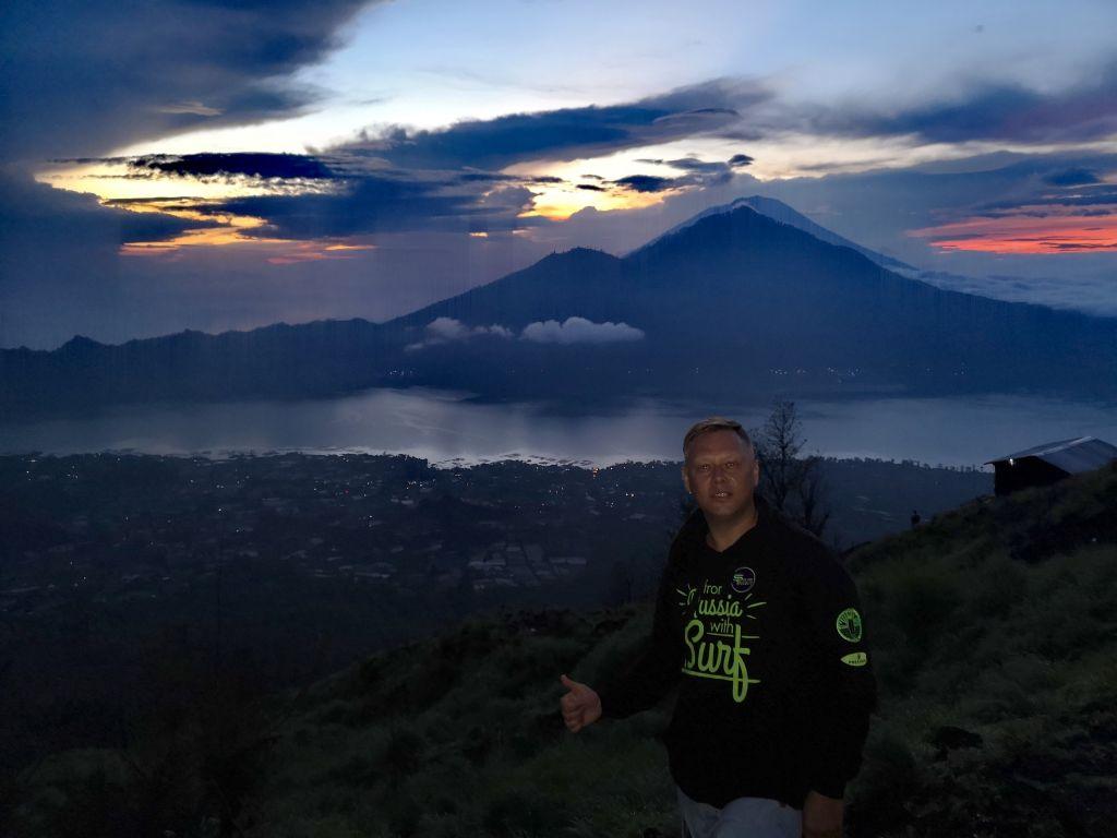 Batur Sunrise 08.02.2019