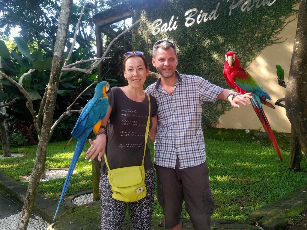 Ubud and bird park 19.04.2019