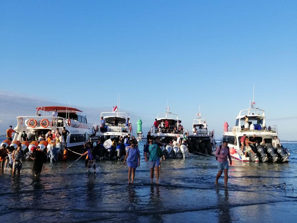 Nusa Penida boat tickets 09.05.2019