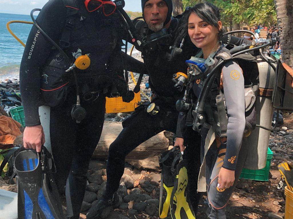 Diving 08.08.2019