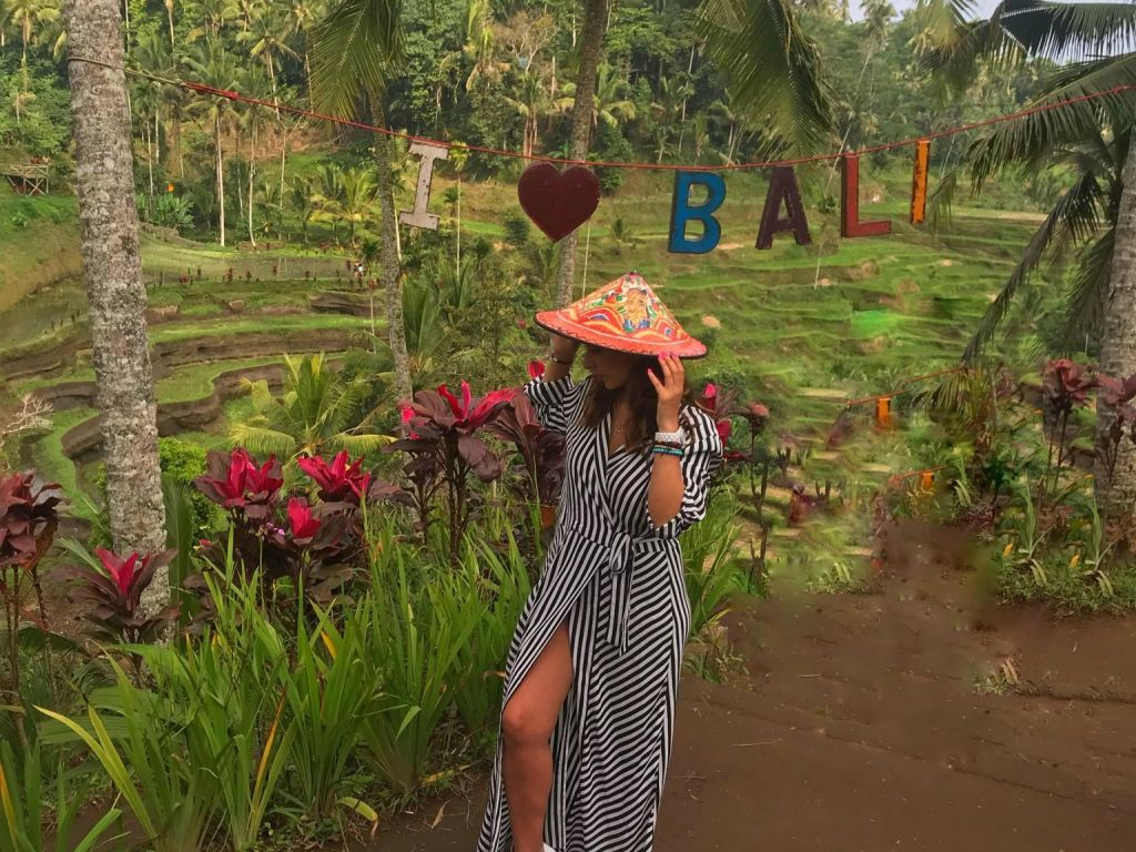 Ubud and bird park 13.08.2019
