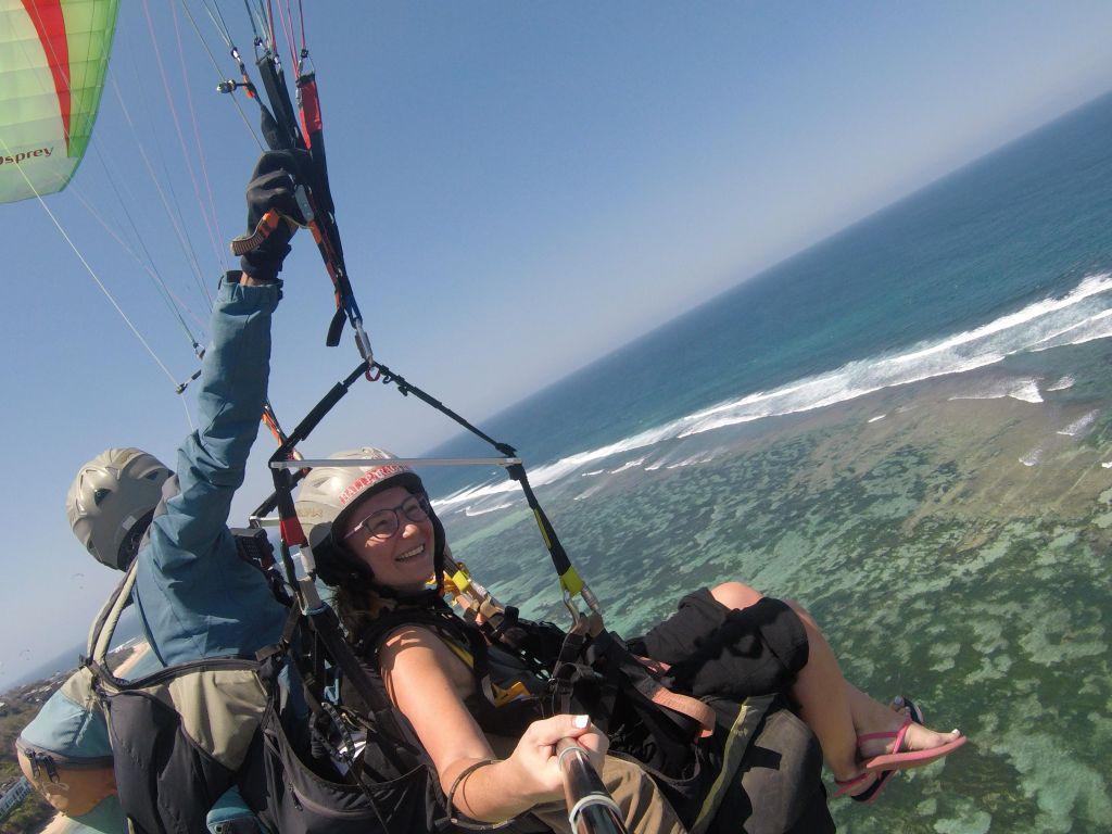Paraglider 17.08.2019