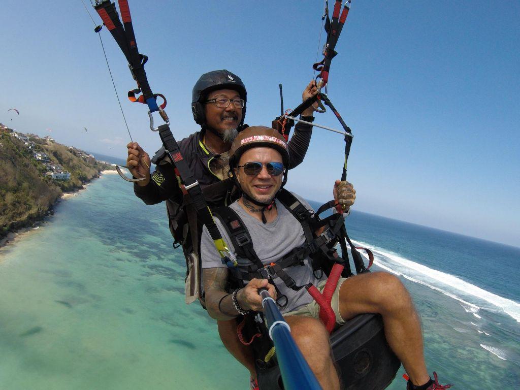Paraglider 01.09.2019
