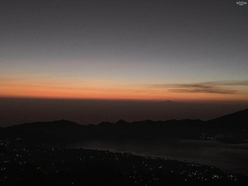 Batur Sunrise 15.09.2019
