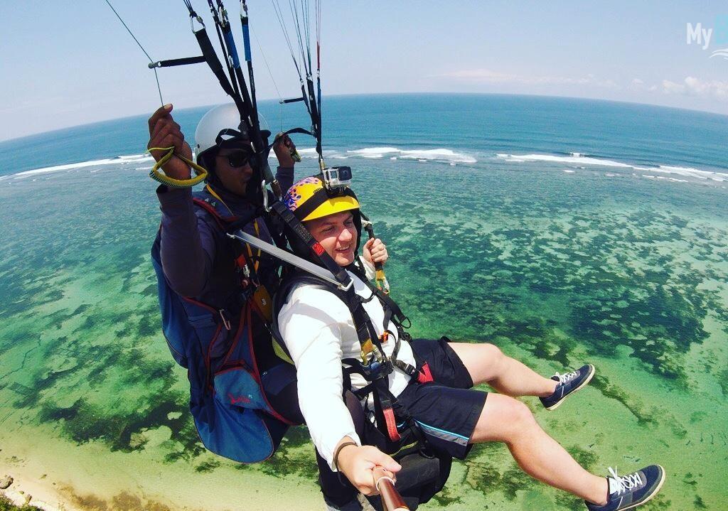 Paraglider 22.09.2019