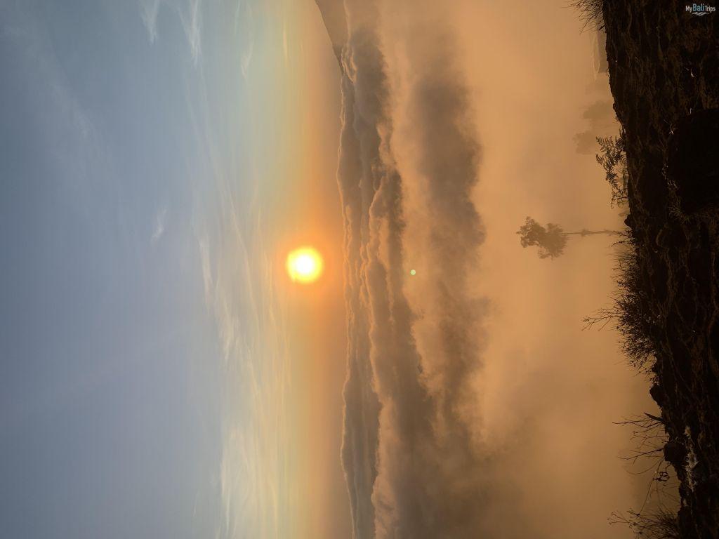 Batur Sunrise 29.09.2019