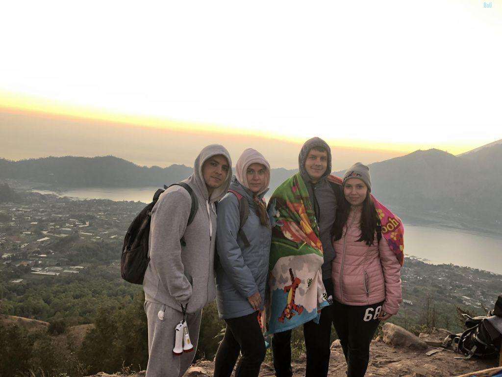 Batur Sunrise 06.10.2019