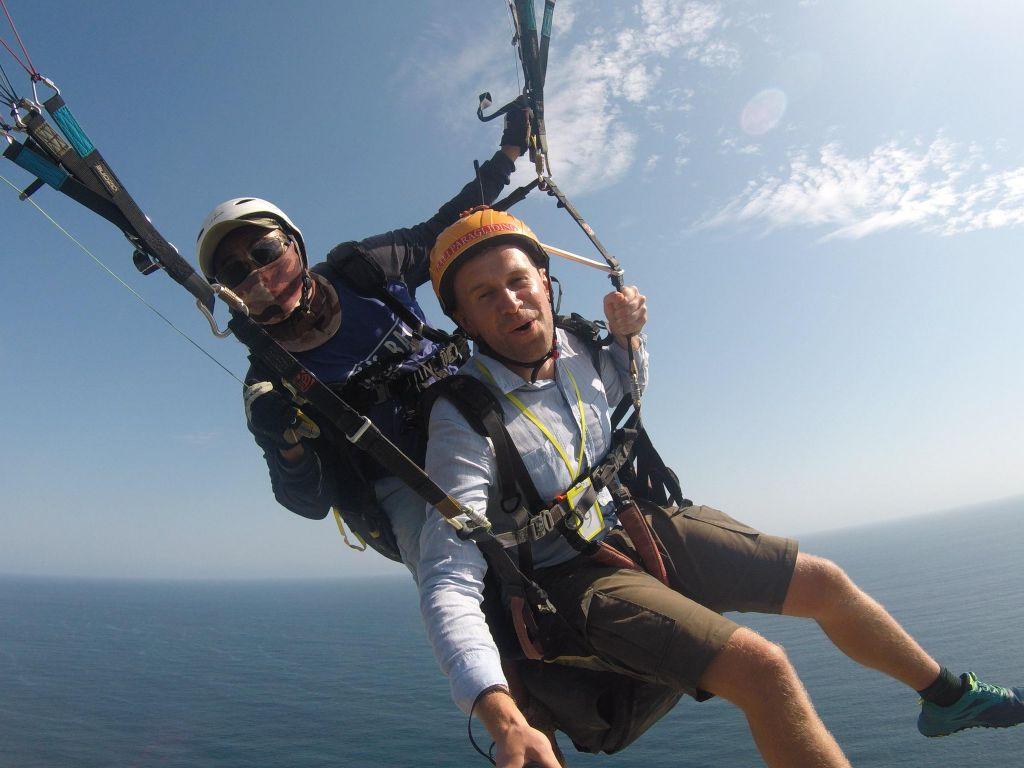 Paraglider 18.11.2019