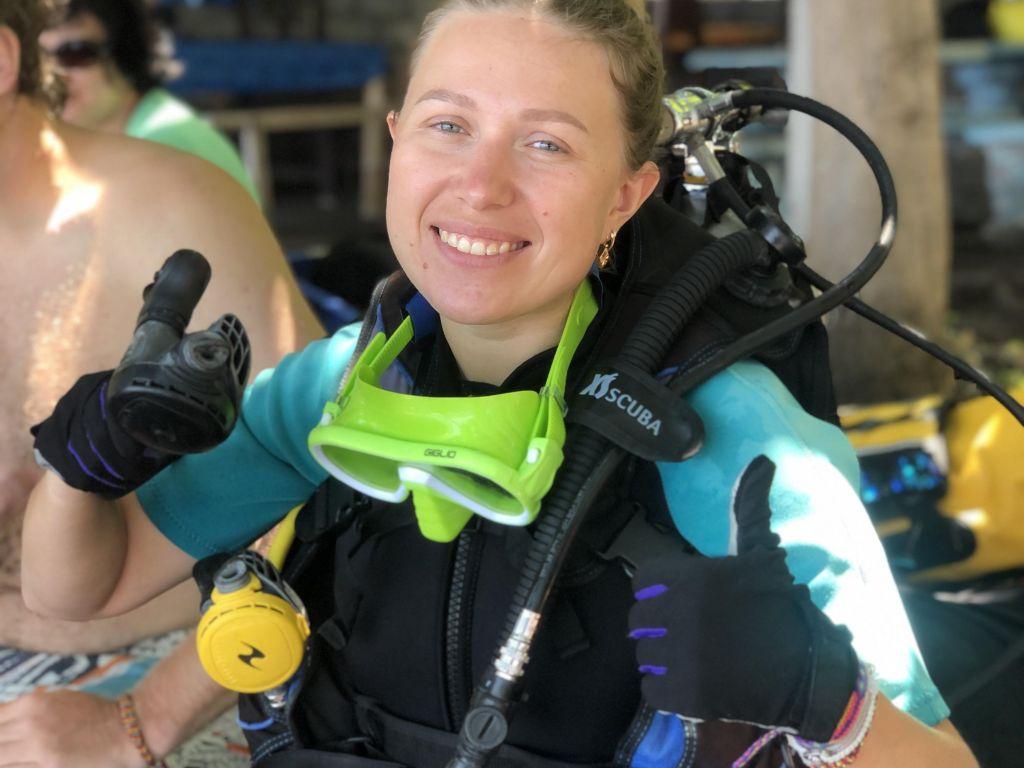 Diving 23.11.2019