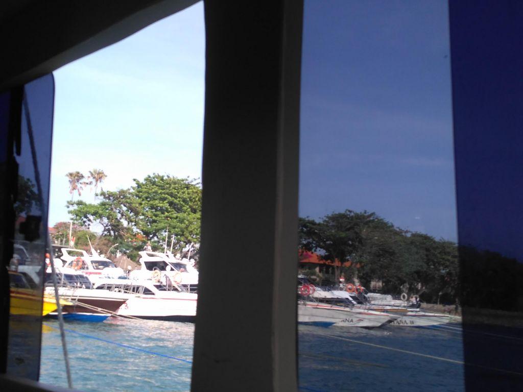 Nusa Penida boat tickets 30.11.2019