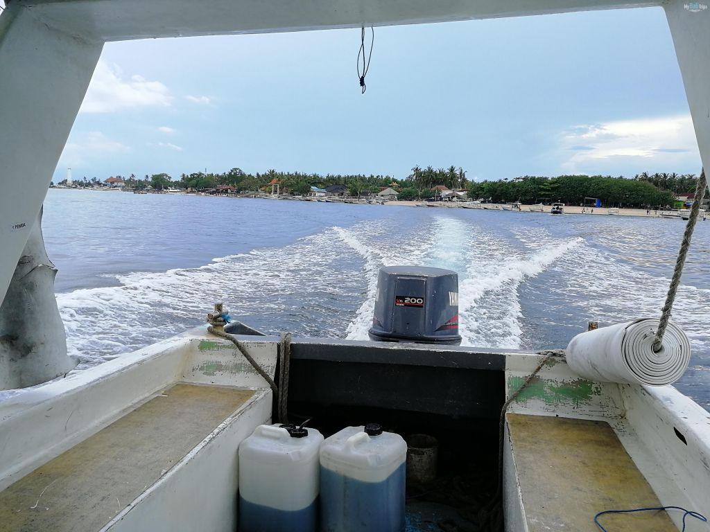 Nusa Penida boat tickets 17.12.2019