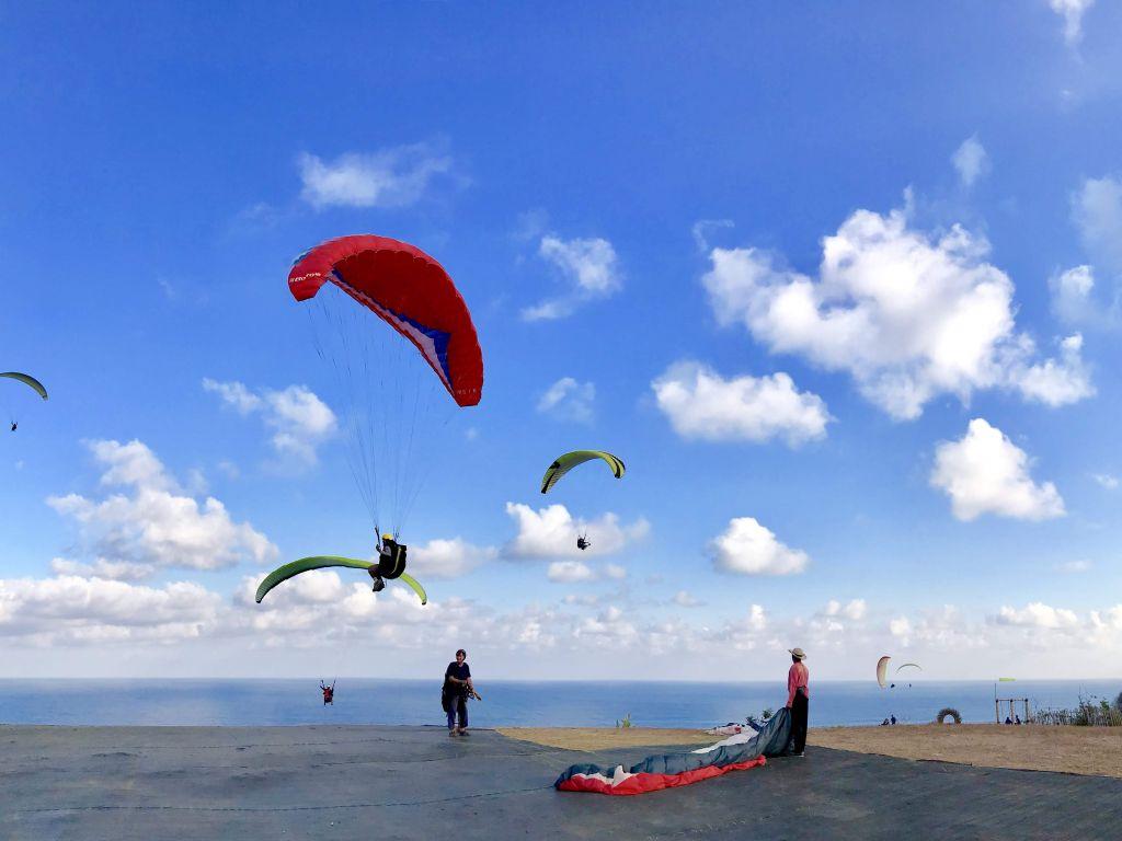 Paraglider 02.01.2020