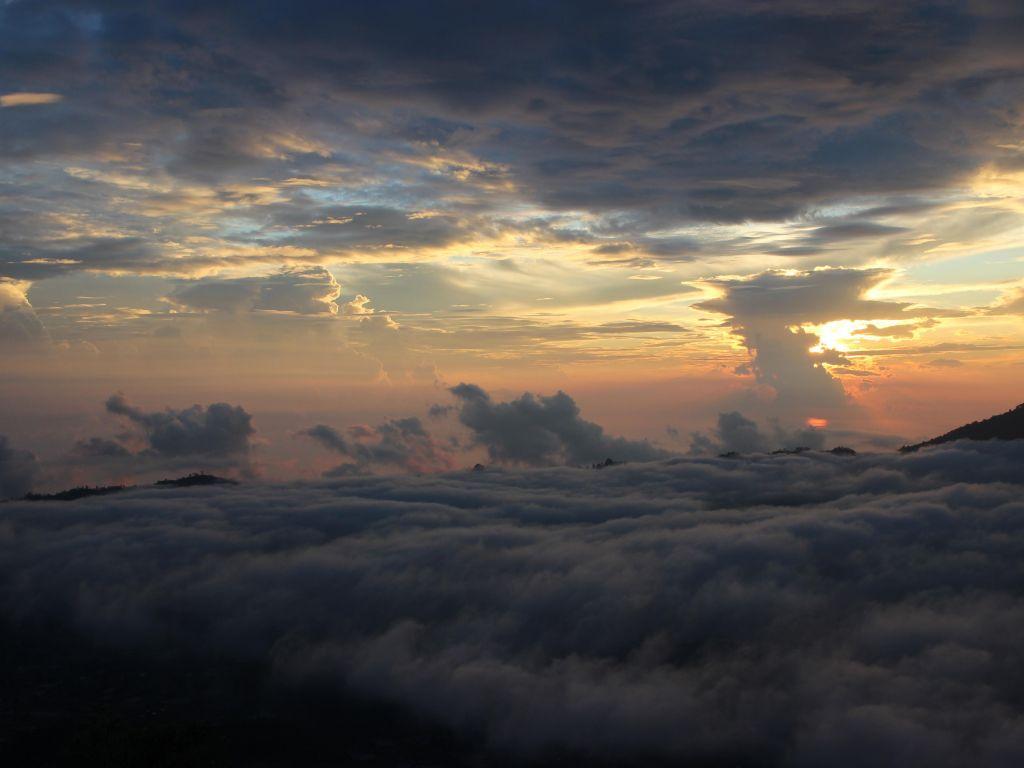 Batur Sunrise 20.02.2020