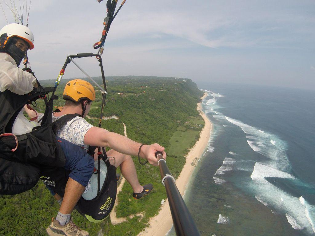 Paraglider 25.03.2020