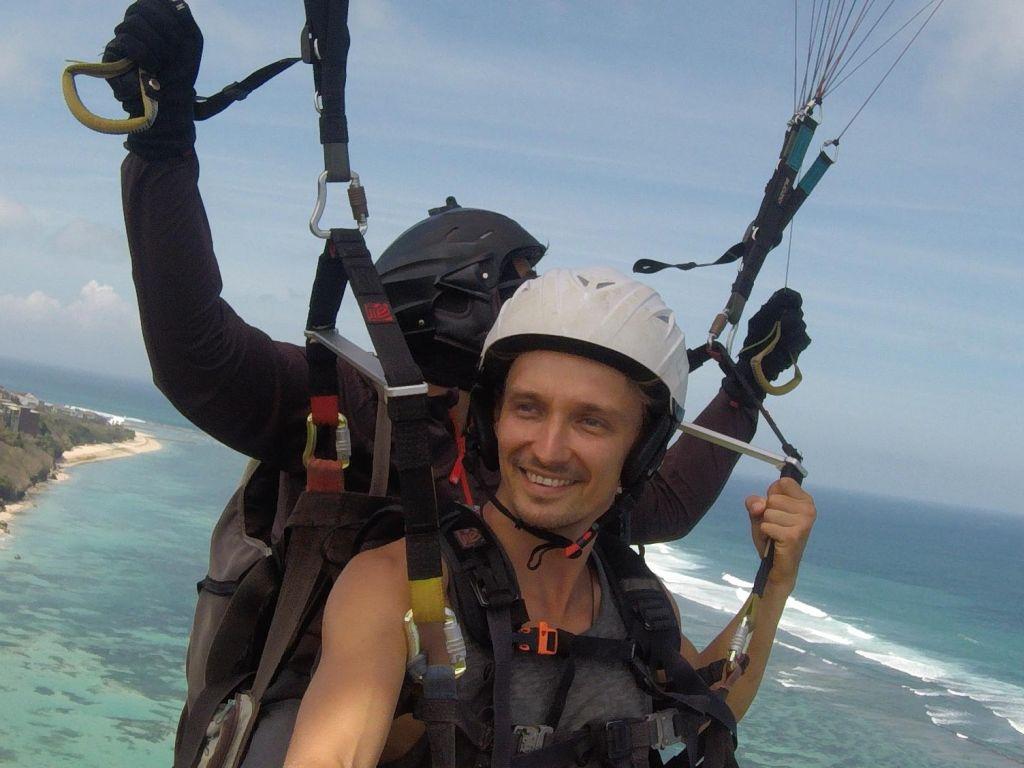 Paraglider 05.09.2020