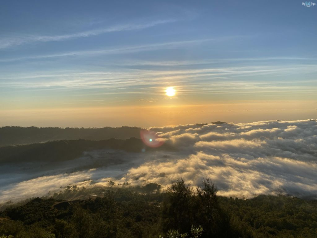 Batur Sunrise 07.07.2021