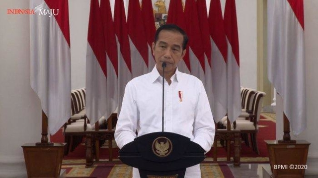 The President of Indonesia