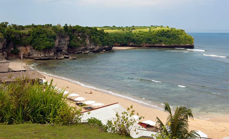 Баланган пляж Бали