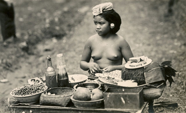 Женщины на Бали