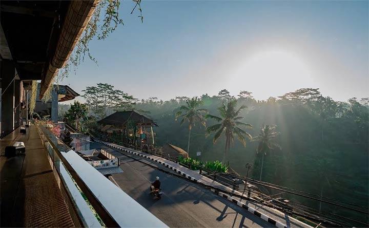 by Cafe Ubud Bali