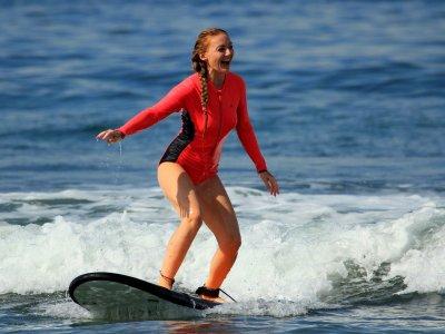 Школа серфинга Endless Summer на Бали с русскоязычным инструктором!