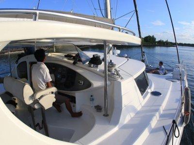 Дневной круиз на яхте Jemme