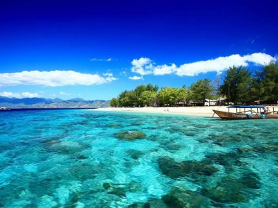 Tickets to Gili Trawangan, Air and Meno islands, the best carriers!