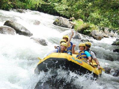 Rafting on the Ayung or Telaga rivers  | BaliRafting.net