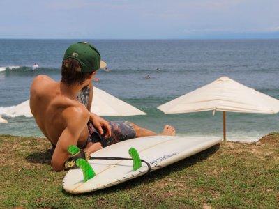 Школа серфинга SET на Бали с русскоязычным инструктором!
