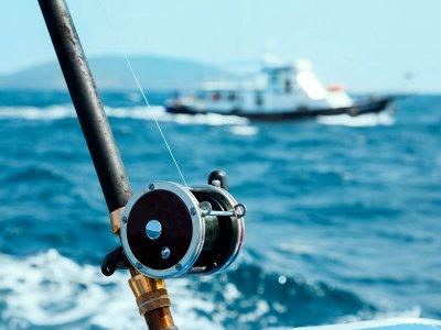 Ocean Marine Fishing Tour on a speedboat in Bali