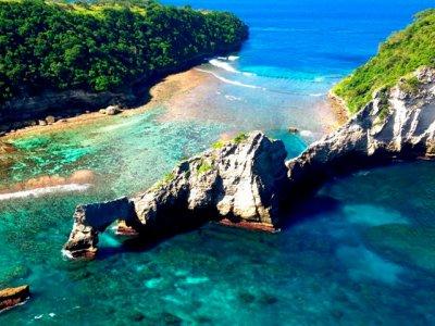 Билет до Нуса Пенида и обратно до Бали с трансфером из/в отель