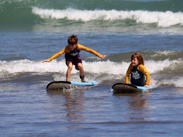 Школа серфинга Wave House на Бали с русскоязычным инструктором!