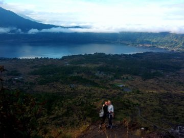 Mount Batur Sunrise Trekking + Hot Springs! | Best Tour!