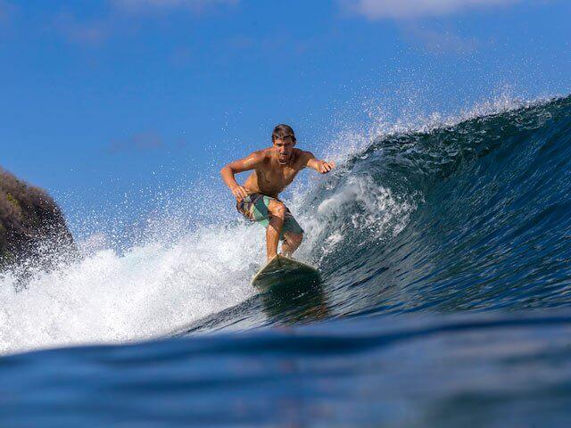 Школа серфинга Take Off на Бали с русскоязычным инструктором!