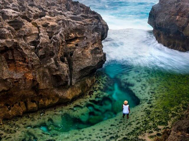 One and two-day tours from Bali to Nusa Penida