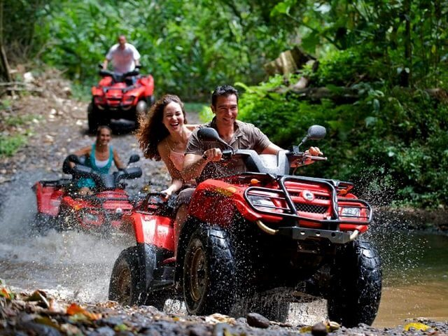 Bali Tour ATV in Bali | Online booking for cheap price!